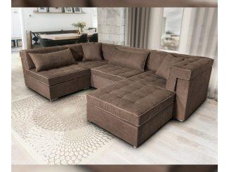 П-образен диван